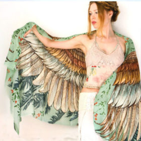 Shovava wearable art from goodcreations.nz