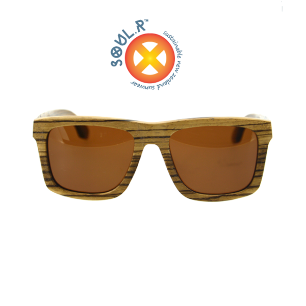 Eco-Friendly, FSC-Certified, AP TAC Polarised Sunglasses from SOUL.R