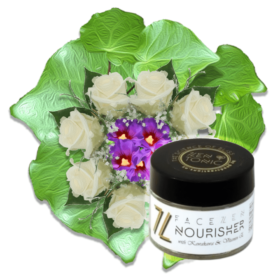 New Zealand kawakawa and marshmallow natural organic, eco-certified face cream. By Zen & Tonic & Good Creations