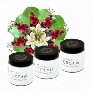 ZEN AND TONIC Manuka & Kawakawa Body Cream. This silky-smooth cream delivers anti-inflammatory manuka oil and rejuvenating kawakawa directly to your skin. Enriched with moisturising shea and coconut oil, and scented with cedar, vanilla and vetiver – the serenity oil – your mind will enjoy this as much as your skin. All skin types | 120ml