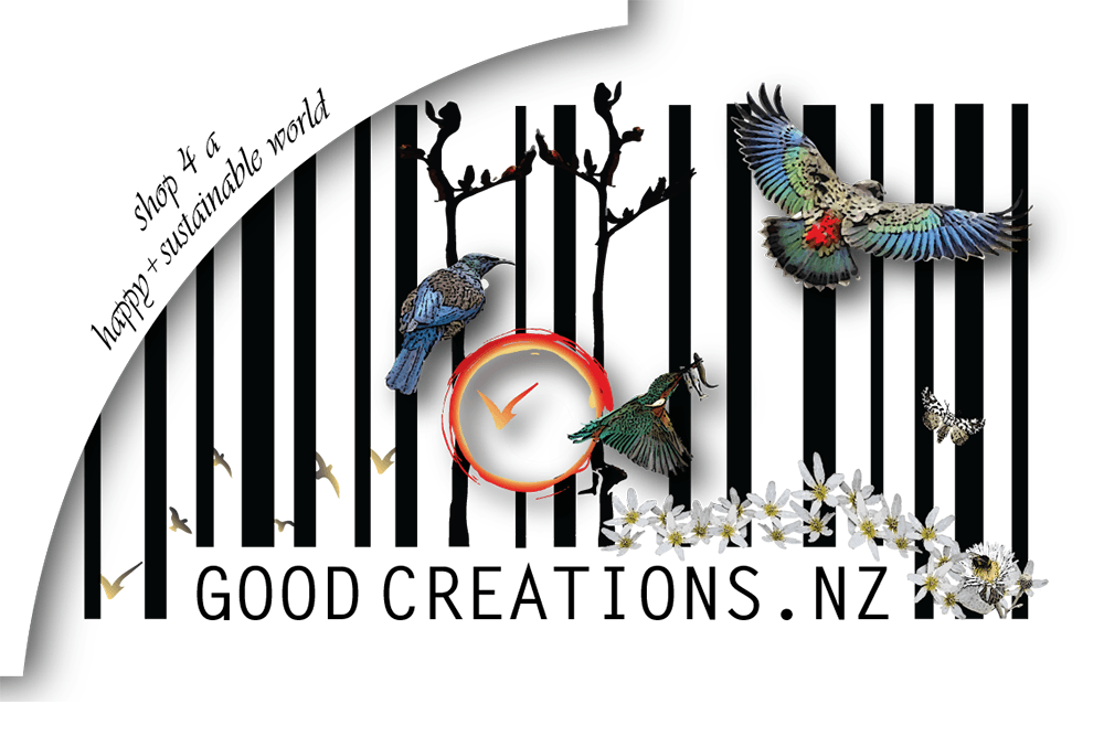 Good Creations New Zealand: Shop for a happy and sustainable world